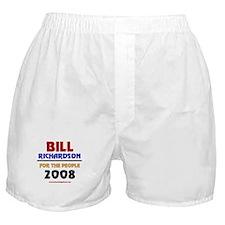 Bill Richardson 2008 Boxer Shorts