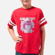 savebritney2trans Youth Football Shirt
