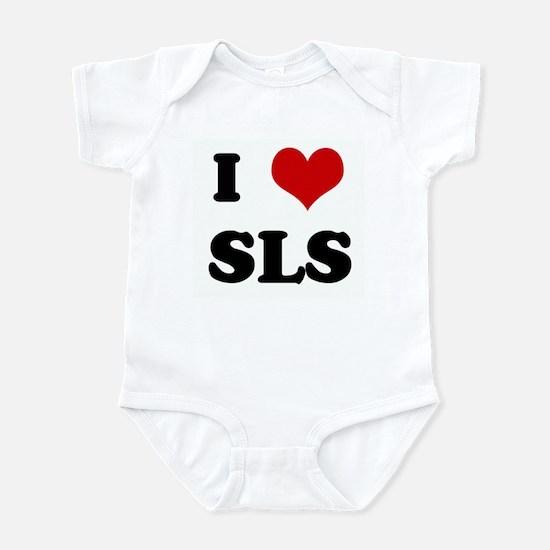 I Love SLS Infant Bodysuit