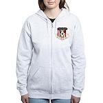 110th FW Women's Zip Hoodie
