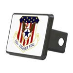 110th FW Rectangular Hitch Cover