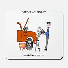 Diesel - Ologist Mousepad