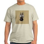 Wizard of Oz Introduction Ash Grey T-Shirt
