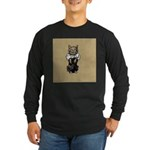 Wizard of Oz Introduction Long Sleeve Dark T-Shirt