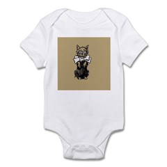 Wizard of Oz Introduction Infant Bodysuit
