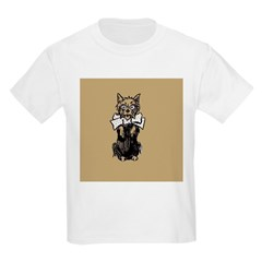 Wizard of Oz Introduction Kids T-Shirt