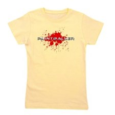 paintball paint baller Girl's Tee