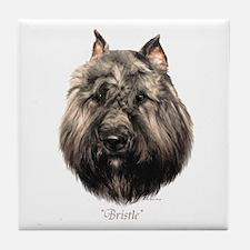 """Bristle"" Tile Coaster"