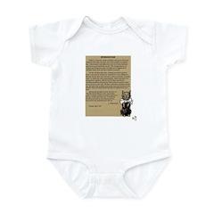 Wizard of Oz Introduction Infant Bodysuit