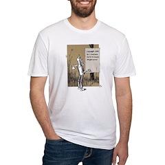 Wizard of Oz Copyright Shirt