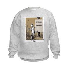 Wizard of Oz Copyright Sweatshirt