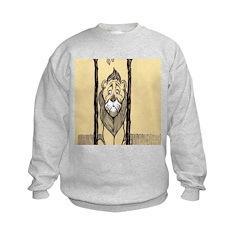 Cowardly Lion II Sweatshirt