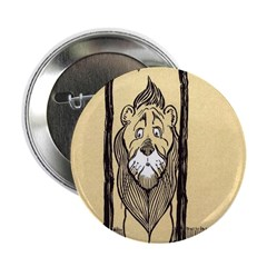 Cowardly Lion II Button