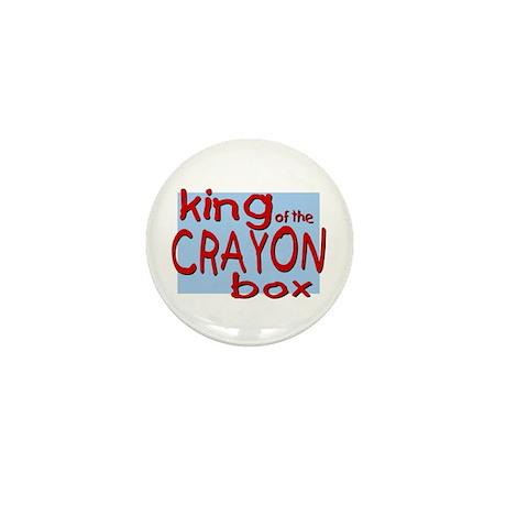 Crayon Box Mini Button
