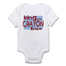 Crayon Box Infant Bodysuit