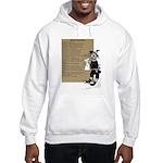 Wizard of Oz Contents Hooded Sweatshirt
