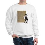 Wizard of Oz Contents Sweatshirt