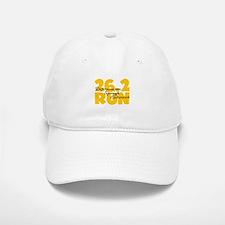 26.2 Run Yellow Baseball Baseball Cap