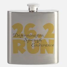 26.2 Run Yellow Flask