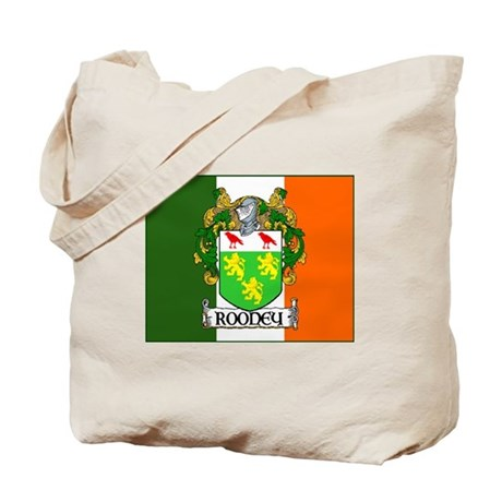 Rooney Arms Flag Tote Bag