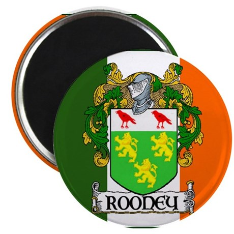 """Rooney Arms Flag 2.25"""" Magnet (10 pack)"""