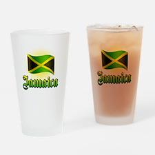 jamaica Drinking Glass