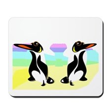 """Penguins Bite"" Mousepad"