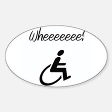 Wheelchair Decal