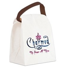 Charmed the power of three Canvas Lunch Bag