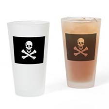 PIRATE! Drinking Glass