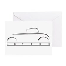 Coupe Greeting Cards (Pk of 10)
