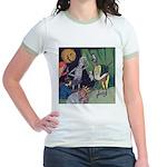 Jack Pumpkinhead #2 Jr. Ringer T-Shirt
