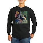 Jack Pumpkinhead #2 Long Sleeve Dark T-Shirt