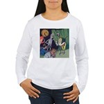 Jack Pumpkinhead #2 Women's Long Sleeve T-Shirt