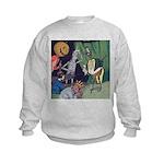 Jack Pumpkinhead #2 Kids Sweatshirt