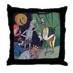 Jack Pumpkinhead #2 Throw Pillow