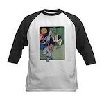 Jack Pumpkinhead #2 Kids Baseball Jersey