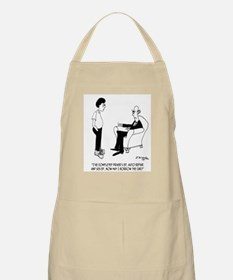I Completed Sex Ed; May I Borrow the Car? Apron