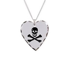 Skull Crossbones Necklace