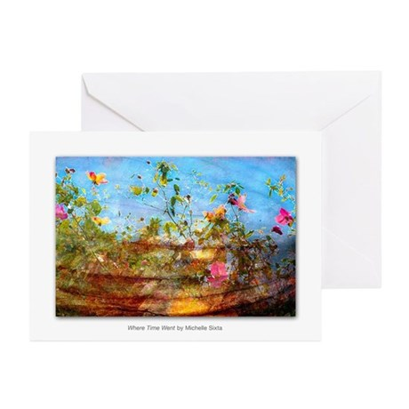 Where Time Went Greeting Cards (Pk of 20)