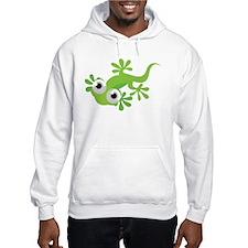 Cartoon Gecko Hoodie
