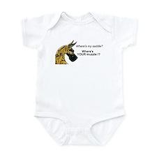 C Br Comeback Infant Bodysuit