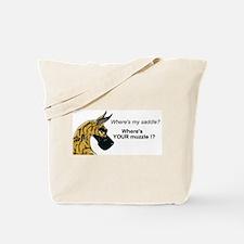 C Br Comeback Tote Bag