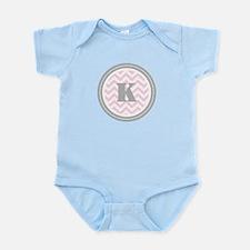 Pink Infant Bodysuit