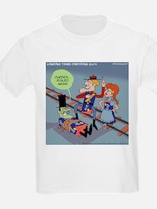 Curses Foiled Again T-Shirt