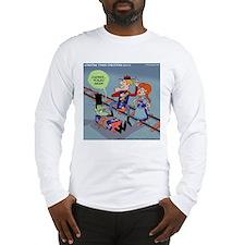 Curses Foiled Again Long Sleeve T-Shirt