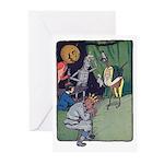 Jack Pumpkinhead #2 Greeting Cards (Pk of 10)