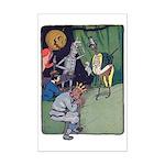 Jack Pumpkinhead #2 Mini Poster Print