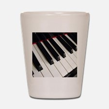 Piano Keys Shot Glass