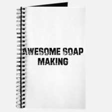 Awesome Soap Making Journal